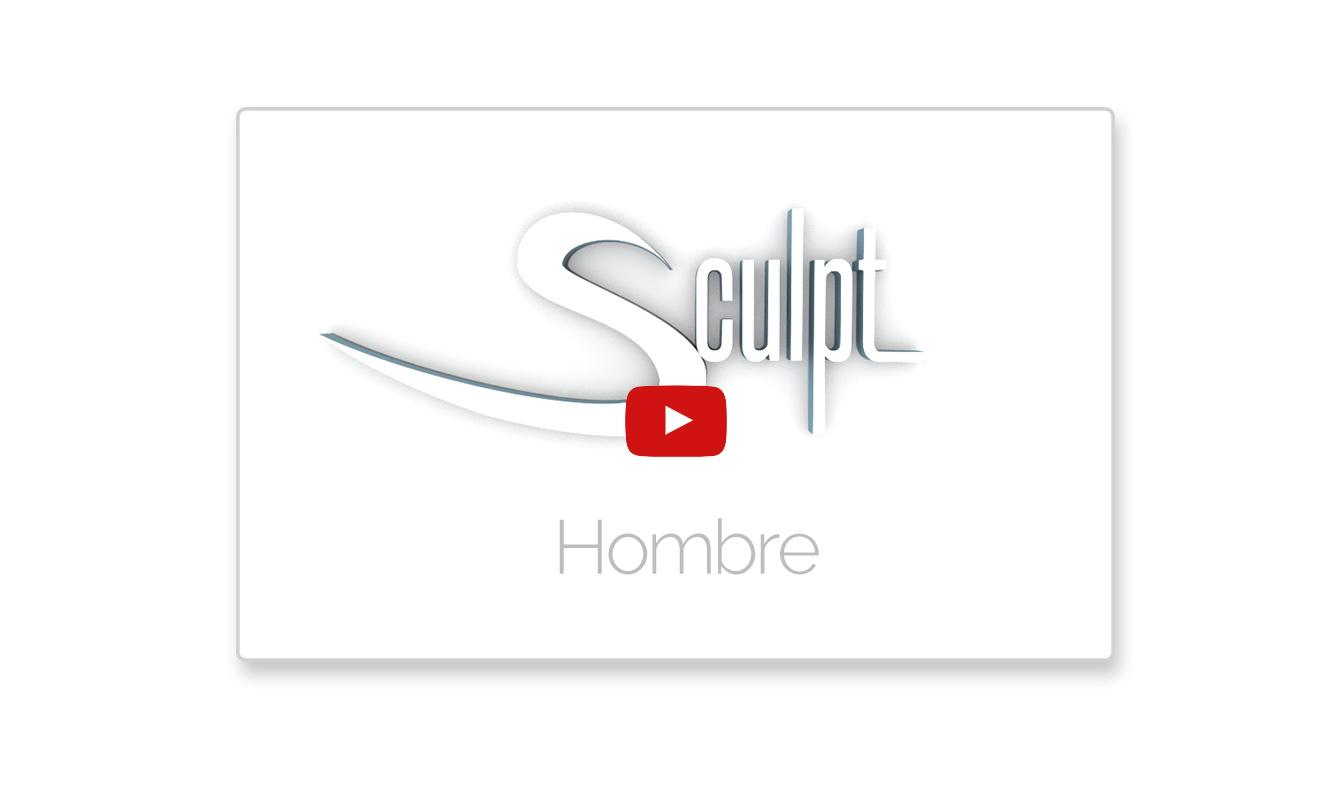 videos sculpt hombre