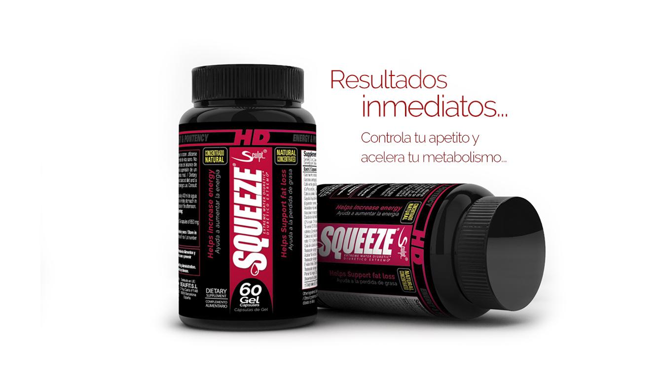 Squeeze HD Quemagrasas